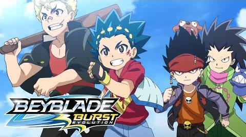 BEYBLADE BURST Opening Theme International Compilation
