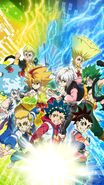 Beyblade Burst Sparking Campaign Completed Poster
