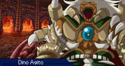 Dino agito