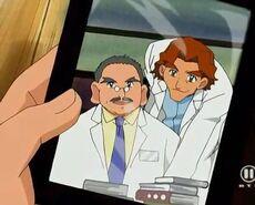 Mr. Dickenson u. Dr. Zargart jünger