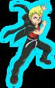 Rantaro's action pose