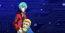 Dante hugging Delta