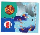 CrabDiver Stickers