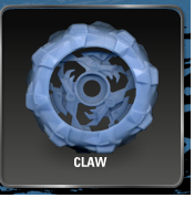 Beywheelz-Energy Core Claw