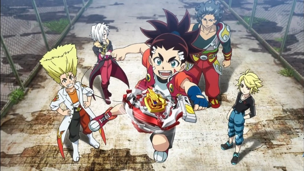 BEYBLADE BURST TURBO Premiering On Disney XD Later This Year