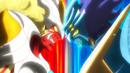 Beyblade Burst God Spriggan Requiem 0 Zeta vs Strike God Valkyrie 6Vortex Ultimate Reboot 1
