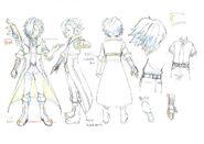 Beyblade Burst Chouzetsu Suoh Goshuin Concept Art