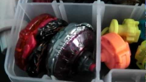 Beyblade Collection