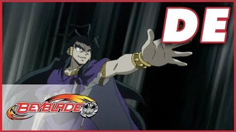 Beyblade Metal Fusion L-Drago in Aktion - Ep. 35 DEUTSCH!