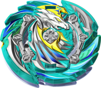 BBGT Heaven Pegasus 10Proof Low Sen Beyblade