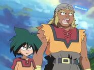 Beyblade season 2 episode 30 get a piece of the rock! english dub 1131200