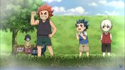 Valt, Shu, and Xander childhood