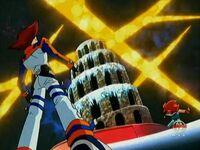 Daichi vs Tala Great Cutter