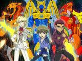 BeyWarriors: Cyborg (anime)