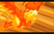 Burning Fire Strike 1