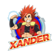 Xander's Beyblade Burst icon