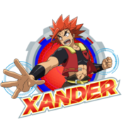 Xander's Burst Evolution icon