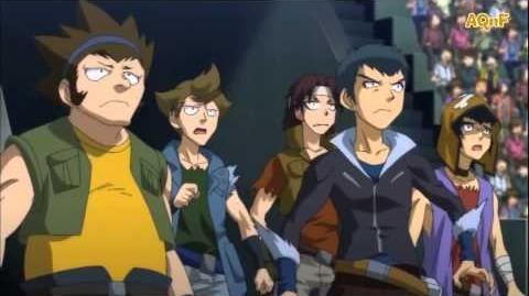 Beyblade Metal Fight Zero-G Episode 17 The Gargole's Trap (JAPANESE) (SPANISH SUBBED) HD