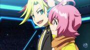Zac and Akira