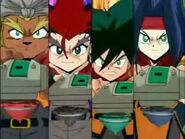Beyblade V-Force Team Psykick Movie Arc.1 158333