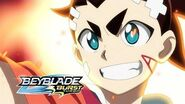 BEYBLADE BURST TURBO Meet the Bladers Aiger