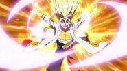 Ranjiro's aura rages