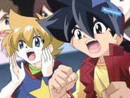 Beyblade V-Force - Episode 46 - Black & White Evil Powers English Dubbed 583480