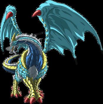 Ace/Grand/Rock Dragon