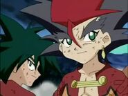 Beyblade V-Force Team Psykick Movie Arc.1 360800