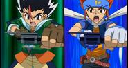 Masamune VS Gingka