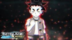 BEYBLADE BURST TURBO Episode 15 - Trial by Fire! Defeat Lui!