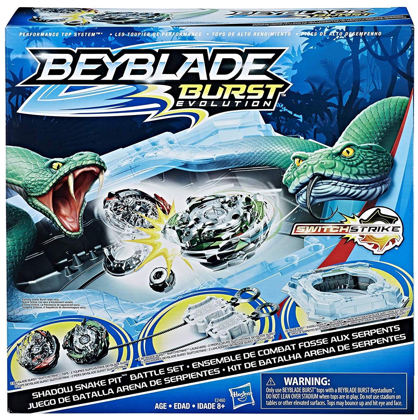 Beyblade Burst Evolution Colossus Beystadium
