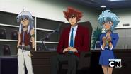 Ryo, Tsubasa and Hikaru