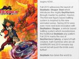 BeyWarriors: Cyborg (Toyline)