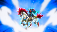 Beyblade Burst Superking Brave Valkyrie Evolution' 2A avatar 33
