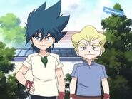 Beyblade V-Force - Episode 43 - Kai's Royal Flush English Dubbed 245240