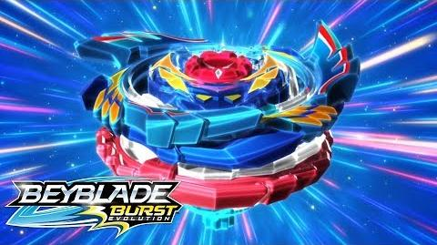 BEYBLADE BURST EVOLUTION Official Music Video - 'Evolution'
