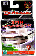 Spin Dragoon Hasbro Box