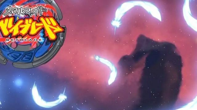 Metal Fight Beyblade 01 - The Descent of Pegasis! (Napisy PL)