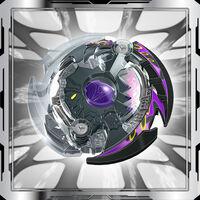 BB Dark Deathscyther Force Jaggy