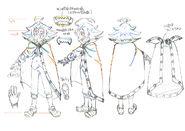 Beyblade Burst God Clio Delon Concept Art 3