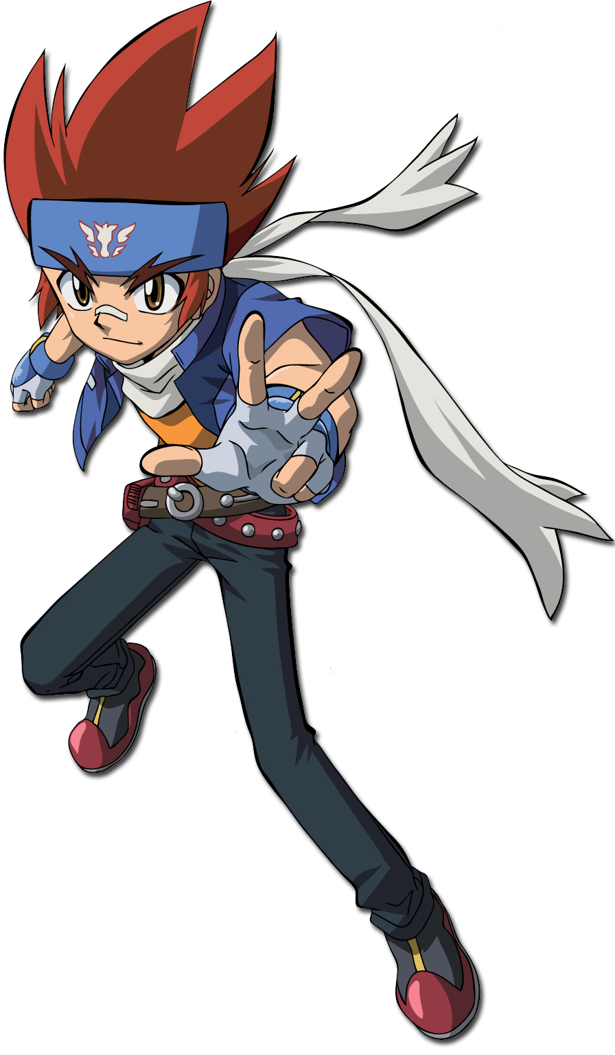 gingka metal furypng - Beyblade Metal Fury Coloring Pages