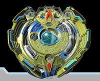 BB Quad Quetzalcoatl Jerk Press Beyblade
