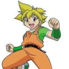 Max in Beyblade