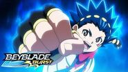 BEYBLADE BURST- Join Valt on His Way to the Top