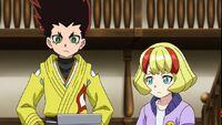 Ichika and Arman