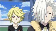 Suoh and Fubuki