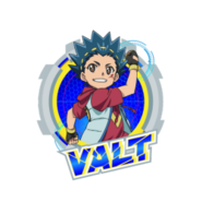 Valt's Burst Evolution icon