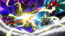 Beyblade Burst Chouzetsu Dead Hades 11Turn Zephyr' vs Cho-Z Valkyrie Zenith Evolution