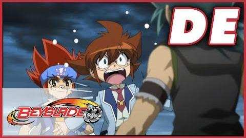 Beyblade Metal Fusion Ein neuer Special Move - Ep
